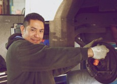Alfred Lamela - Master Front End and Alignment specialist | Zaloom's Auto Repair